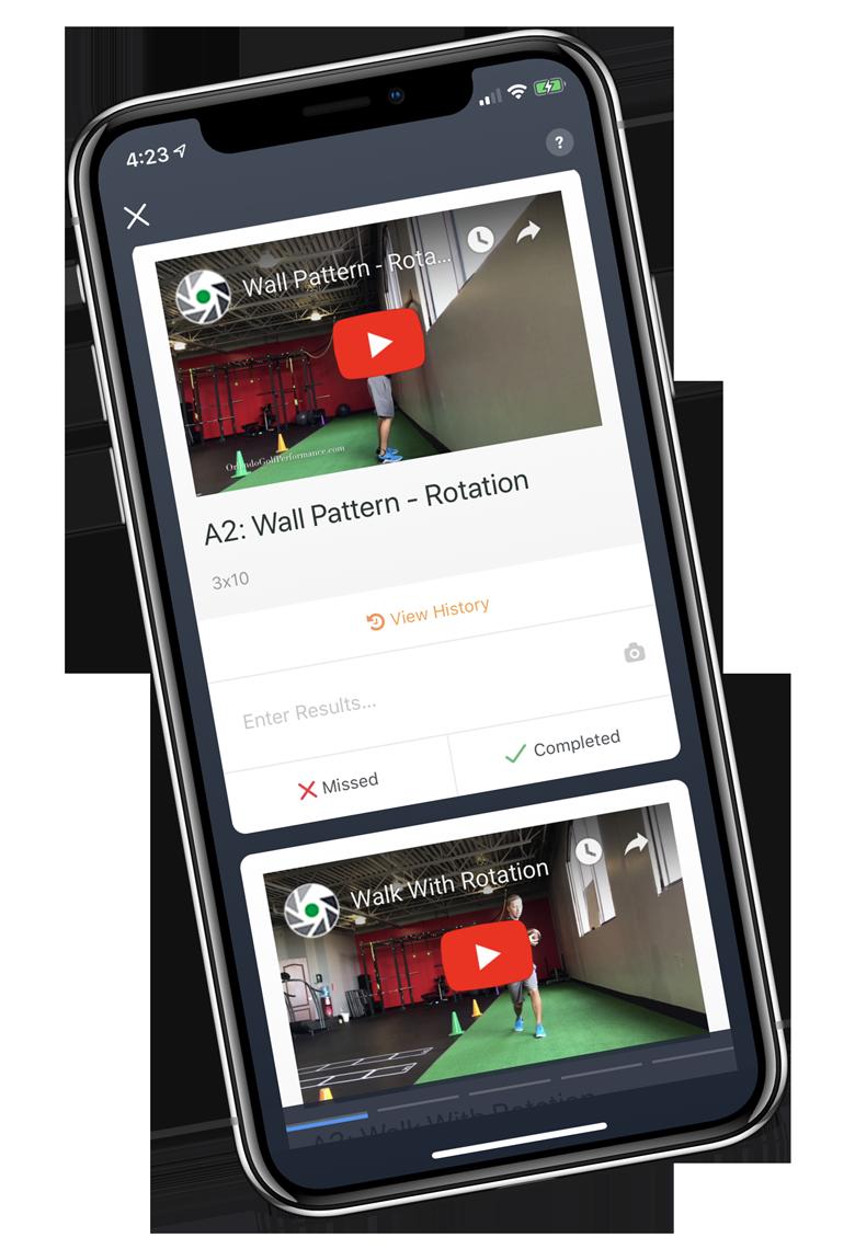 OGP App Videos Screenshot